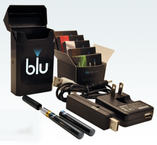 Blu Cigs Electronic Cigarette Review