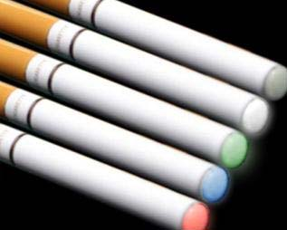 Different Color LEDs For Electronic Cigarettes