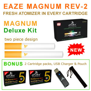 EAZE Magnum Rev 2 Starter Kit AND Bonuses