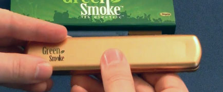 Green Smoke Carrying Case Closed