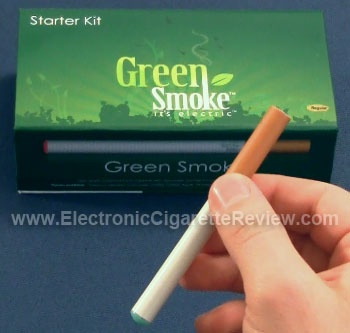 Green Smoke e Cig