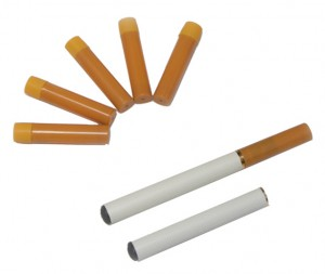 Mini-Electronic Cigarette Model