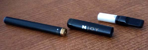 NJOY 3 Piece Type Electronic Cigarette Kit