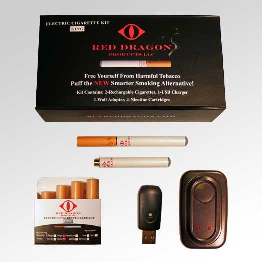 a picture of the 8 piece red dragon starter kit
